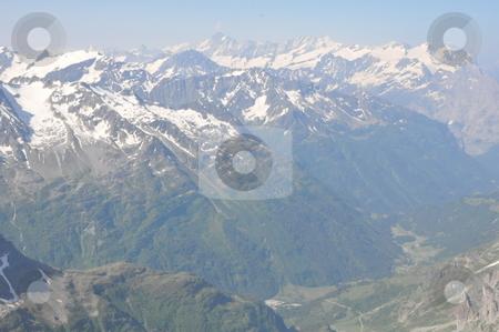 Mount Titlis in Switzerland stock photo, Mount Titlis in Switzerland, Europe by Ritu Jethani