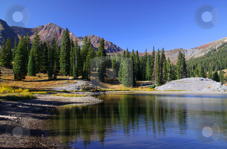 Colorado landscape stock photo, Beautiful landscape in Colorado in early autumn time by Sreedhar Yedlapati