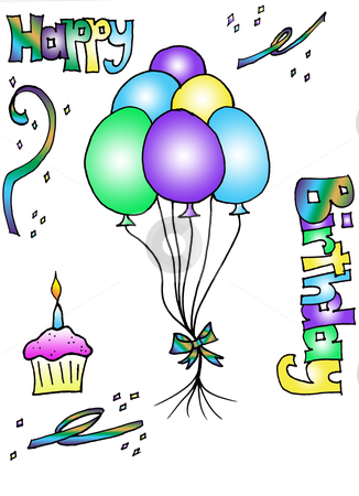 rejection clip art. birthday cupcakes clipart.