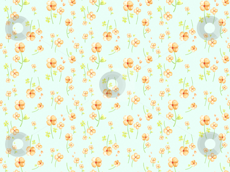 Seamless pattern 2-004 stock photo, fresh style wrapping seamless pattern   by Tang Shu-chuan