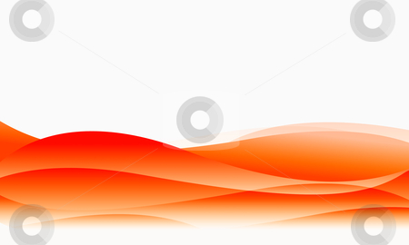 Waves Abstract stock photo, Abstract waves. Flowing curves, lovely color. by Bagiuiani Kostas