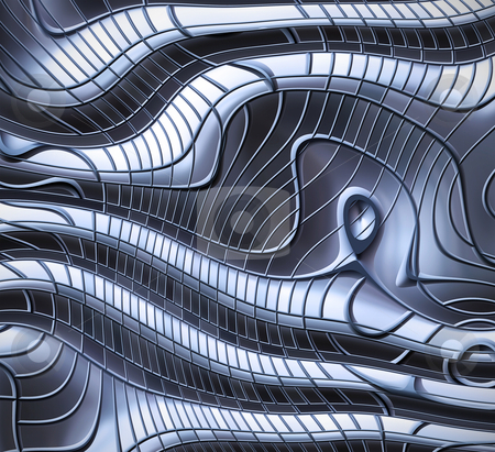 Abstract steel metal background stock photo, image of an abstract steel metal background by Phil Morley