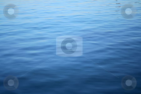 Blue sea waves stock photo, beautiful blue sea waves - background, wallpaper by Stelian Ion