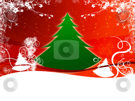 Christmas stock photo, Illustration for christmas holidays and greetings by Sabino Parente