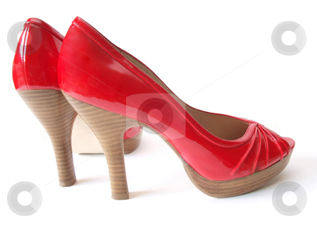 Red High Heels-16