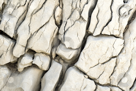 Stone surface stock photo, Detail of the stone surface in its natural environment by mkocijan