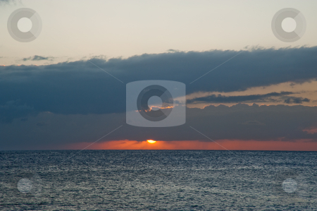 Sunset stock photo, Grand Cayman sunset by Jaime Pharr