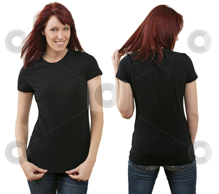Female Black Shirt | Is Shirt