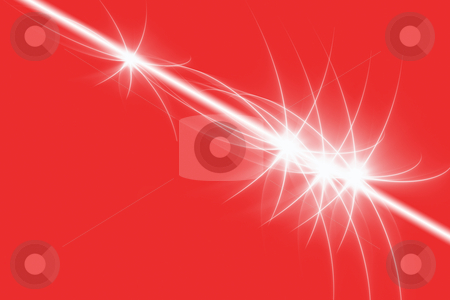 Beautiful red abstract background stock photo, Beautiful red abstract background by Ingvar Bjork