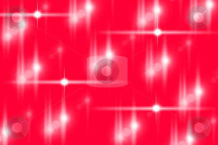 Red abstract light background stock photo, Red abstract light background by Ingvar Bjork