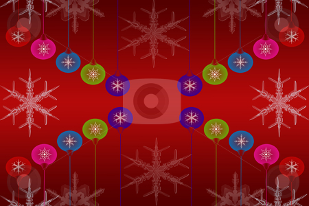 Beautiful abstract christmas light background  stock photo, Beautiful and modern abstract christmas light background   by Ingvar Bjork