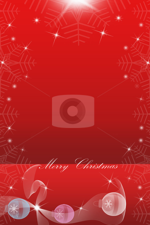 Abstract Christmas light background stock photo, Abstract Christmas light background by Ingvar Bjork