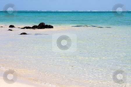 West Coast Mauritius stock photo, On the west coast of Mauritius, photographed in November 2010 by Manuela Schueler