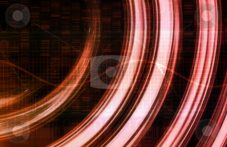 Futuristic Background stock photo, Futuristic Background in the Digital Age Art by Kheng Ho Toh