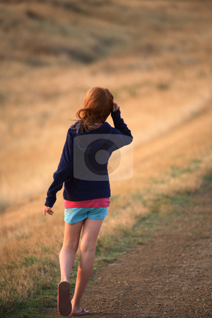 redhead country girl
