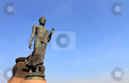 Big Buddha Statue, Puthamonthon, Thailand stock photo, Big Buddha Statue, Puthamonthon, Thailand by rufous