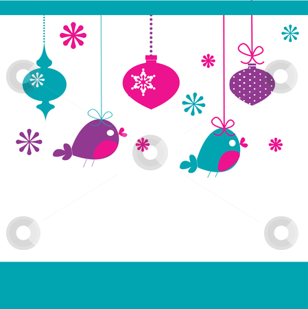 Christmas card  stock photo, Christmas card  vector illustration by kariiika