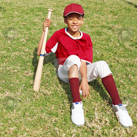 Baseball player child stock photo, baseball player child by mandygodbehear