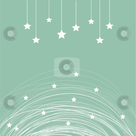 Abstract Christmas background stock photo, Abstract Christmas background, vector illustration by kariiika