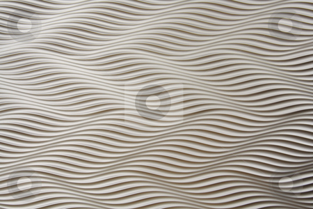 Waves and stripes background stock photo, A white background with waves and stripes by Roberto Giobbi