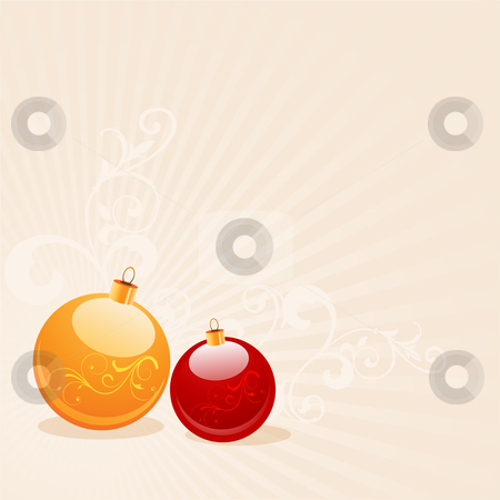 Christmas background stock photo, christmas background vector illustration by kariiika