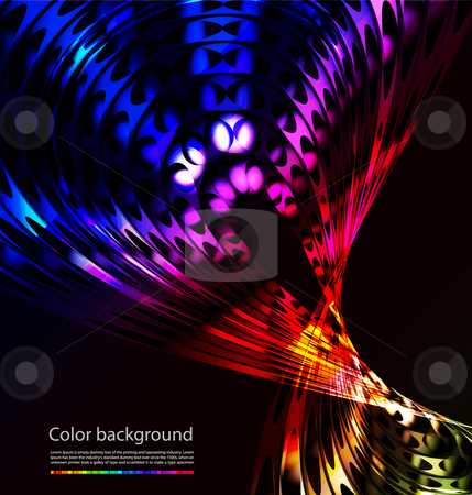 Abstract colorful background stock photo, Abstract colorful background by sermax55