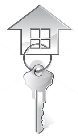 أول إفطار.. أهلاً بكِ في عالم الكبار Cutcaster-photo-801039221-vector-illustration-of-house-key
