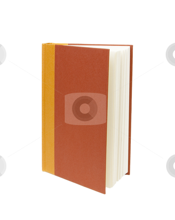 Hardcover Book - Photo Object stock photo, Hardcover book, with clipping path by Bryan Mullennix