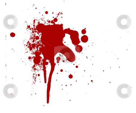 Blood splatter red horror bloody gore drip murder violence stock photo, blood splatter red horror bloody gore drip murder violence by Jeremy Baumann