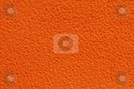 Orange Color Fabric Texture stock photo, Close-up of orange color fabric texture. by selimgoksu