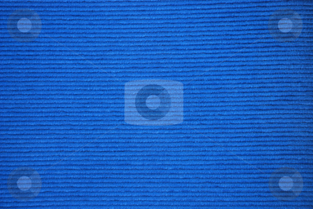 Texture of Blue Fabric stock photo, Texture of blue fabric from my own furniture. by selimgoksu