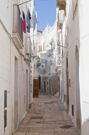 Cisternino (Brindisi, Puglia, Italy) - Old town stock photo, Cisternino (Brindisi, Puglia, Italy) - Old town by clodio