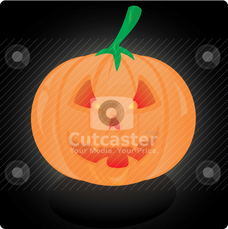 Jack ?? lantern  stock vector clipart, Vector illustration by Paulo Resende