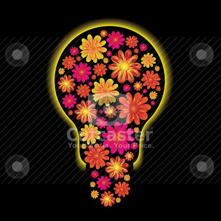 Floral bulb