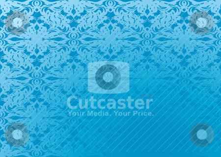 wallpaper vector blue. Blue wallpaper design with