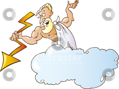 pictures of zeus god. #100929608 Greek God Zeus