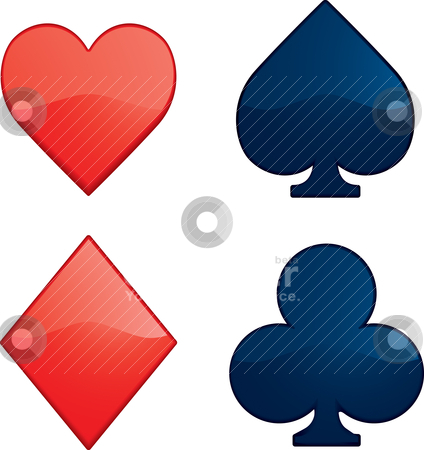 Playing Card Suit Templates http://cutcaster.com/vector/800887267-Card-Suits/