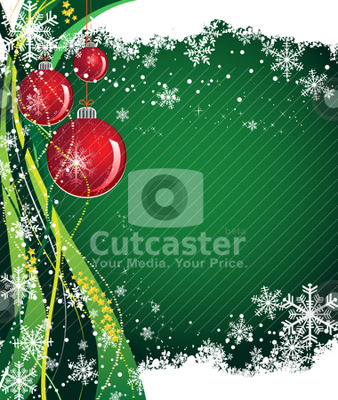 Christmas Globe stock vector clipart, Vector illustration. It can be scalled or resized as you like, all ellements ar editable. by Bagiuiani Kostas