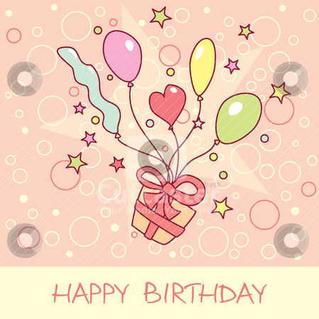 Bamik: Мечты детства - Page 21 Cutcaster-vector-800914297-happy-birthday-card