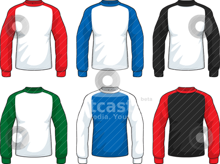 Long Sleeve Shirt With Different Coloured Sleeves | Is Shirt