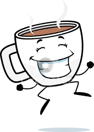 Animated Cup of Coffee http://cutcaster.com/vector/800926428-Coffee-Cup-Jumping/