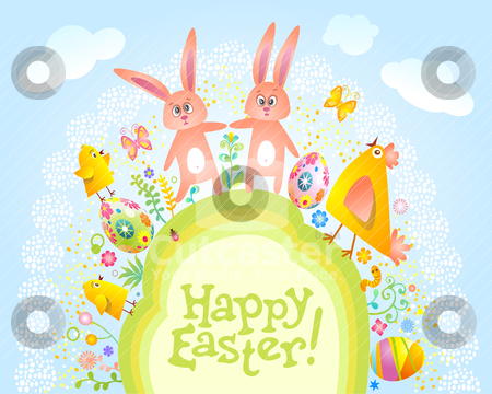happy easter cards images. Happy Easter card.