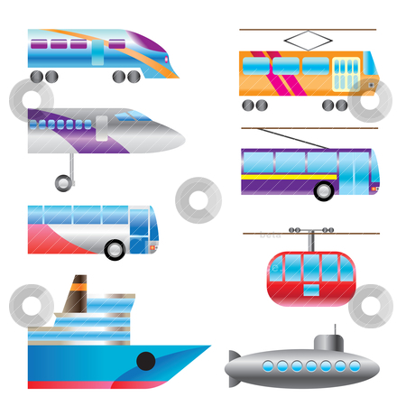 Diffent Types of Problems Clip Art