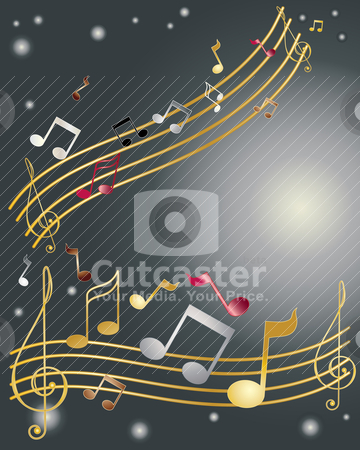 musical notes vector. musical notes vector. musical notes; musical notes. willybNL