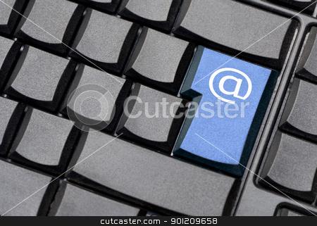 mail key stock photo, mail key by sielemann