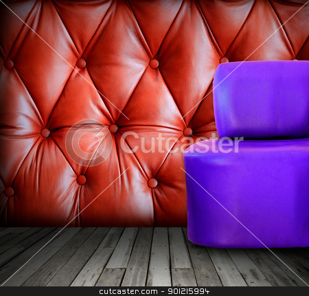 Grunge Styled Interior  stock photo, Grunge Styled Interior by rufous