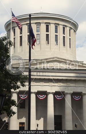 State Capitol Building in Columbus stock photo, State Capitol Building in Columbus, Ohio, USA by Henryk Sadura