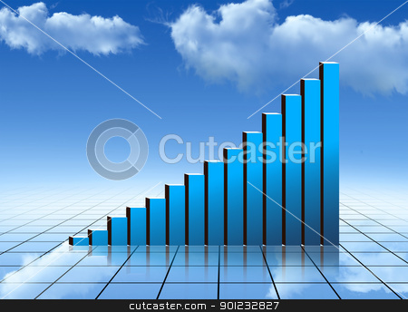 chart stock photo, chart by warenemy