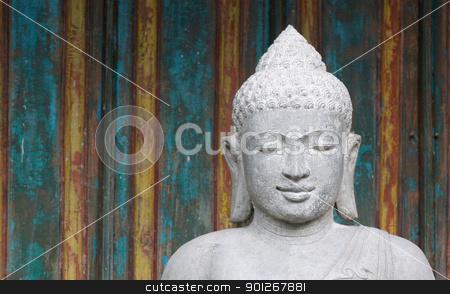 Buddha figure stock photo, Buddha figure by Lasse Kristensen@gmail.com