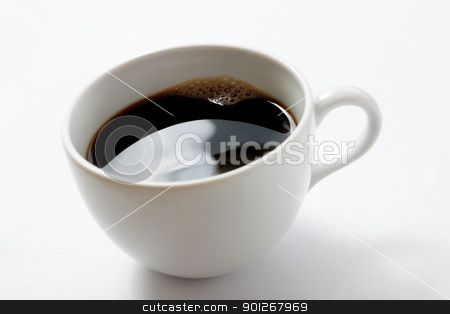Black coffee stock photo, Black coffee by Lasse Kristensen@gmail.com